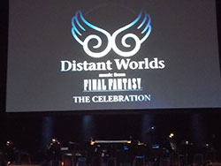 Distant Worlds Stage